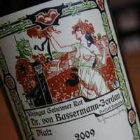 Tasting notes: some outstanding next-generation Rieslings   Dr. von Bassermann-Jordan, Riesling Estate 2009