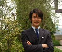 Changing styles: Though Kenji Ichishima, head of Ichishima Shuzo in Niigata Prefecture, promotes sake overseas, he says that to keep the sake business alive, it also needs to appeal to a younger generation in Japan. | MELINDA JOE PHOTO
