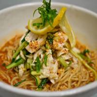 Ivan Ramen Plus: Maverick chef Orkin opens new noodle joint