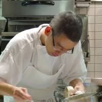 Owner-chef Yusuke Nakada earned his stripes in esteemed kitchens in France.