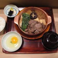 Yoshihashi: Top-class sukiyaki at a fraction of the price