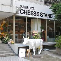 Hard cheese? Not at Shibuya Cheese Stand