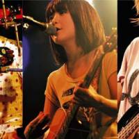 Big in Texas?: Chatmonchy are (from left): Kumiko Takahashi, Eriko Hashimoto and Akiko Fukuoka. The band will headline Japan Nite at the prestigious South by Southwest music showcase in Austin, Texas.