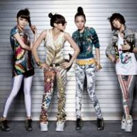 Street smart: Group 2NE1 base their style on hip-hop rather than dance pop.