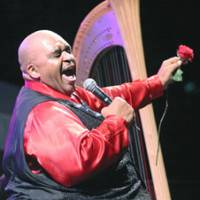 Big on the blues: Grammy-Award winner Solomon Burke plans to lend his considerable weight to the lineup for this year's Japan Blues & Soul Carnival.
