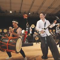 Drum chums: Earth Celebration will take place on Sado Island. | EARTH CELEBRATION