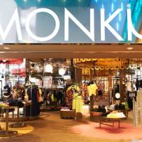 Monki, one of H&M's umbrella brands, opened in Osaka's Shinsaibashi shopping are on June 1.
