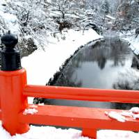 A winter's tale of time-warp Takayama