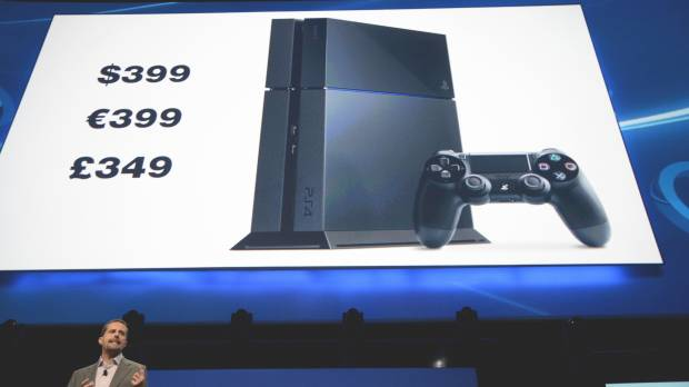Sony pulls back curtain on new PS4 console