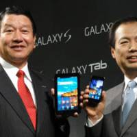 Samsung partners with DoCoMo on new Galaxy tablet and smart-phone devices
