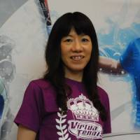 'Virtua Tennis' series creator Mie Kumagai had to rethink the series' gameplay to incorporate the potential of the PlayStation Move Motion Controller.
