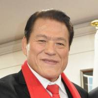 Antonio Inoki eyes Diet return on Nippon Ishin ticket