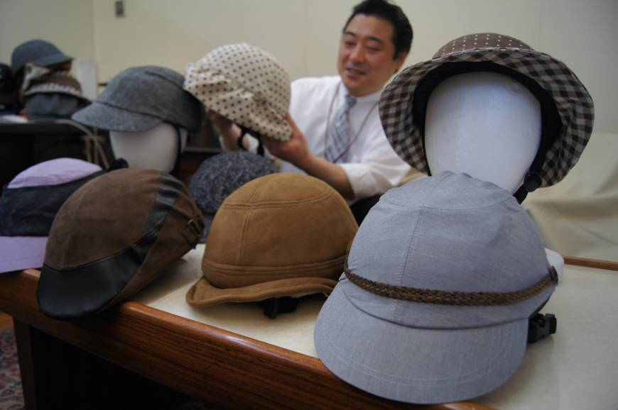 Bike Helmets That Look Like Hats cycling helmets developed