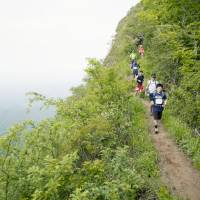 Rural areas cash in on trail running