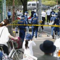 Man seized in Saitama for alleged attack on three children in Tokyo