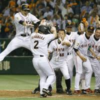 Ogasawara hits sayonara home run to lift Giants over Fighters