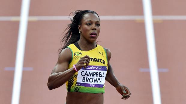 Sprinter Campbell-Brown suspended pending probe