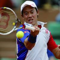 Nishikori to meet Nadal with quarterfinal spot on line