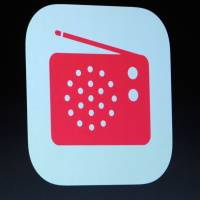ITunes Radio service enters crowded field