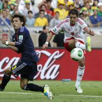 Japan ends Confederations Cup with loss to Mexico