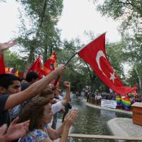 Turkey prime minister defiant as protests rage