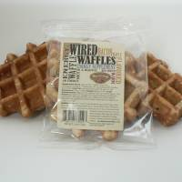 Caffeine vehicle: Wired Waffles have had $30,000 in sales since last fall. | THE WASHINGTON POST
