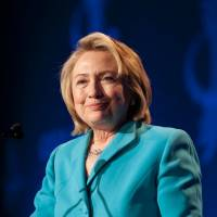 Clinton re-enters limelight, plans charitable work — for now