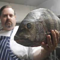 Tasty 'trash': Chefs take new look at ugly seafood