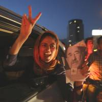 Rowhani win revives Iran reformists
