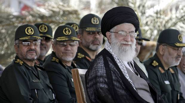 Rowhani may be lucky charm for Iran rulers