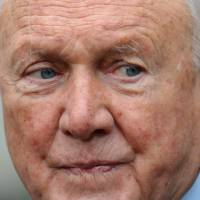 Stuart Hall | AFP-JIJI