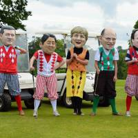 G-8 disappoints Syrian rebels, makes progress on corporate tax evasion