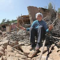 Powerful quakes in China kill at least 75