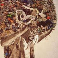Weight of the world: 'Atlas (Pictures of Garbage)' by Vik Muniz | TOKYO WONDER SITE