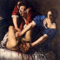 Female strength: 'Giuditta e Oloferne' ('Judith and Holofernes') (1612-13) by the female artist Artemisia Gentileschi | MUSEO DI CAPODIMONTE