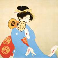 Lady in color: 'Sound of the Tabor' (1938) from a private collection | COURTESY OF THE NATIONAL MUSEUM OF ART, TOKYO