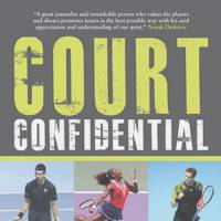 Lively analysis of tennis from writer's closeness to the stars