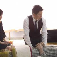 Eternal sleeper hit: 'Okuribito' ('Departures'), a film about a musician who starts a new career cleaning and clothing corpses for funerals, is up for an Oscar this weekend. | © EIGA