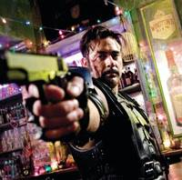 It's a blast: Jeffrey Dean Morgan in 'Watchmen' | © 2008 PARAMOUNT PICTURES. ALL RIGHTS RESERVED. TM & DC COMICS