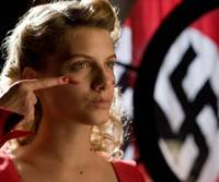 Following orders, kind of: Melanie Laurent in Quentin Tarantino's new film, 'Inglourious Basterds.' | © 2009 UNIVERSAL STUDIOS. ALL RIGHTS RESERVED.