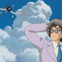 Propelled by greatness: Director Hayao Miyazaki's first film in five years, 'Kaze Tachinu (The Wind Rises),' is an ode to the war stories of his youth. | © 2013 Nibariki; GNDHDDTK