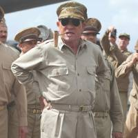 Tommy Lee Jones as Gen. Douglas MacArthur. | FELLERS FILM LLC 2012 ALL RIGHTS RESERVED