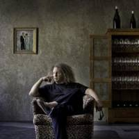 Rock 'n' roll: Charles Smith, a former band manager, of the winery K Vintners