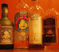 The Tokyo bar contenders: A selection of rums that rival Zacapa Centenario: Diplomatico Reserva, Rhum Bielle, Rum Nation Guyana and Rhum Neisson. | NICHOLAS COLDICOTT PHOTOS