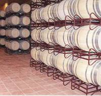 Wines age in barrels at Finca la Estacada in Tarancon, Castile-la Mancha, central Spain. Though not Vino de Pago, Finca la Estacada produces quality wines. | COURTESY OF FINCA LA ESTACADA