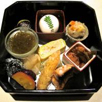 Fusion fare: Akasaka Tantei bucks the trend of Okinawan restaurants in Tokyo by adopting a kaiseki (high-end multicourse) approach. | ROBBIE SWINNERTON