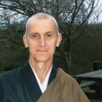 Zen Buddhist monk Paul Haller | COURTESY OF BLACK MOUNTAIN ZEN CENTRE