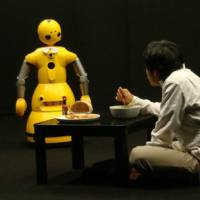 Can robots be chips off the Bard's block?