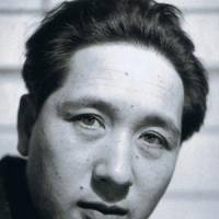 Iconoclast: Novelist Fumio Niwa, whose 1947 short story 'The Hateful Age' shocked readers with its venomous assault on Confucianism and old age.
