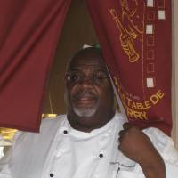 French-Togolese chef Thierry Houngues at his restaurant La Table de Thierry in Kyoto | JANE SINGER